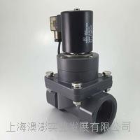 306414.02.01 Aopon UPVC Solenoid valve