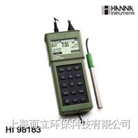 HI 98183 高精度防水型pH/ORP/温度测定仪 HI 98183