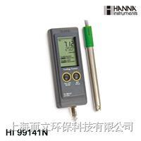 HI 99141N 便携式pH/温度测定仪 HI 99141N