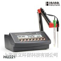 HI2221专业实验室pH/ORP/温度测定仪 HI2221