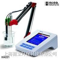 HI 4221 超大彩屏高精度酸度测定仪 HI 4221