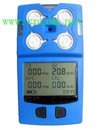 复合气体检测报警仪/多气体检测仪/有毒有害气体检测报警器(可燃气体,甲烷,氧气) 德国  GS40