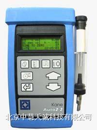 手持式二组分汽车尾气分析仪 型号:ZH-AUTO2-2 ZH-AUTO2-2