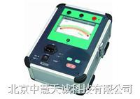 绝缘电阻测试仪 型号:ZHBC2550 ZHBC2550