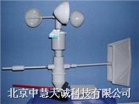 智能风速风向记录仪/风向风速仪 0~45m/s,RS-232接口 型号:ZHZDR1F ZHZDR1F