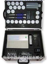 双通道液晶型残留农药测定仪 型号:ZHF2000