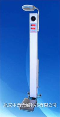ZH/HGM-15A型电脑身高体重秤 /体检机英文版 ZH/HGM-15A
