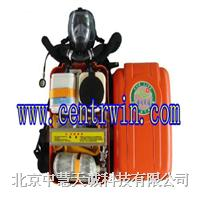 ZH984型隔绝式正压氧气呼吸器 ZH984