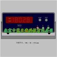 KBY2880台式四位半数字兆欧表 型号:KBY2880 KBY2880