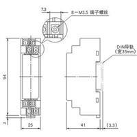 B5VS-A   隔离变送器/直流信号变送器 日本  型号:B5VS-A B5VS-A