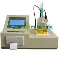 SLH2122A   全自动微量水分测定仪/卡尔菲休库仑水分仪  型号:SLH2122A SLH2122A