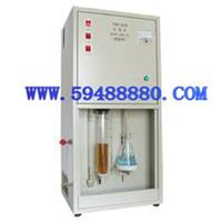 DCKDN-CD    智能型凯氏定氮仪/粗蛋白含量测定仪(单排配四孔消化炉)  型号:DCKDN-CD DCKDN-CD