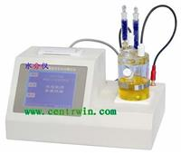 ZSHBKF-106   微量水分测定仪  型号:ZSHBKF-106 ZSHBKF-106