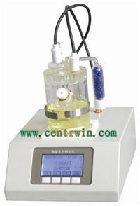 ZSHBKF-102   微量水分测定仪  型号:ZSHBKF-102 ZSHBKF-102