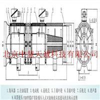 DE/RBD6/2*15   煤矿用隔爆型压入式对旋轴流局部通风机  型号:DE/RBD6/2*15