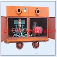 DE/EWY-10   移动式瓦斯抽放泵站  型号:DE/EWY-10