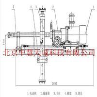 DE/YD80-ZJA   煤矿用钻架支撑岩石电钻(70 米煤)  型号:DE/YD80-ZJA