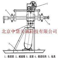 DE/ZDJ-280A   瓦斯探放钻/防突钻机煤矿用液压坑道钻机 型号:DE/ZDJ-280A