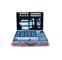 食品安全检测箱(精简配置) 型号:ZGNSSP-JX1 ZGNSSP-JX1