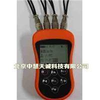 便携式温湿度记录仪(三路.20M线缆.外置报警) 型号:WHT0-3 WHT0-3