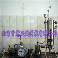 水流式燃气热量计_水流式热值测定仪型号:SY-4 SY-4