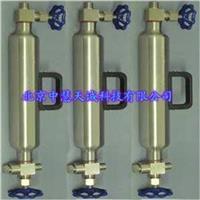 液化石油气取样器/液化石油气采样钢瓶 型号:YHQ-500 YHQ-500