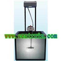 直投式发波水槽/水波干涉效果实验仪 型号:HK2208 HK2208