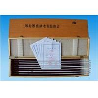 二等标准水银温度计 型号:BZX-1 BZX-1