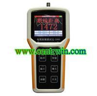 手持式通信电缆故障测试仪2000米 型号:HY320 HY320
