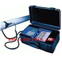 便携式多普勒超声波流量计 型号:TDS-100DPLP TDS-100DPLP