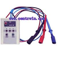 三相电相序表 型号:DSK-XZ-10 DSK-XZ-10