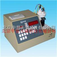 KG-8R-1溴价/溴指数测定仪   KG-8R-1