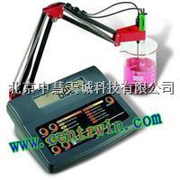 CEN211A中慧实验室台式PH测定仪/ORP测定仪/温度测定仪 意大利  CEN211A