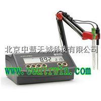 CEN/HI2210A中慧实验室pH测定仪/温度测定仪 意大利  CEN/HI2210A