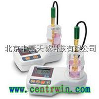 CEN/HI208 多功能复合pH测定仪/酸度计(内置磁力搅拌器) 意大利  CEN/HI208