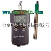 CEN/HI991002中慧便携式pH测定仪/ORP测定仪/温度测定仪 意大利 CEN/HI991002