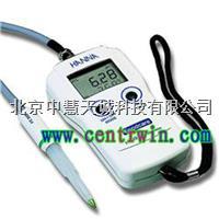 CEN/HI99161 便携式pH测定仪/温度测定仪(奶制品)意大利  CEN/HI99161