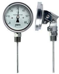 135°向型雙金屬溫度計 安徽天康WSS-426 WSS-526
