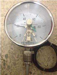 帶電接點及電阻遠傳一體化雙金屬溫度計 WSSXP-411 WSSXP-511