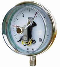 電接點壓力真空表 Yzxc-100
