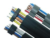 YFFB(G)-0.6/1KV加強鋼絲扁平電纜 YFFB(G)-0.6/1KV3*35+2*16