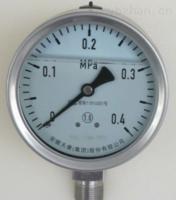 YTN-100B不銹鋼耐震抗震壓力表 YTN-100B不銹鋼耐震抗震壓力表