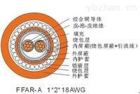 SWA鋼絲鎧裝總線電纜1*2*22AWG