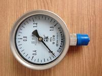 安徽天康防腐蝕壓力表 Y-150B-F