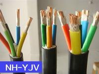 NH-VV3*4+1*2.5 耐火電纜 NH-VV3*4+1*2.5