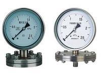 YMF-100B隔膜壓力表 YMF-100B隔膜壓力表