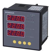 PD384E系列96方形多功能电力仪表
