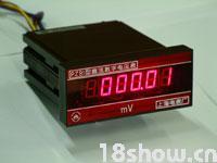 PZ158P型51/2位数字式面板表系列 PZ158P型51/2位数字式面板表系列
