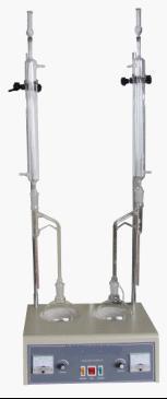 原油水含量试验器 原油水分测定仪