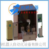松崎機器人SQ1500-06N噴漆機器人系統設備